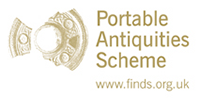 Logo for Portable Antiquities Scheme