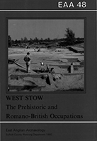 front cover showing excavations