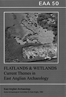 front cover showing aerial photo of the wetlands