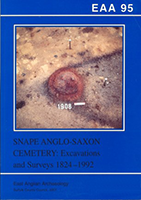 front cover with excavated cremation
