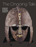 front cover Archaeology magazine Rendlesham and Sutton Hoo