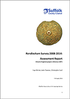 front cover assessment report