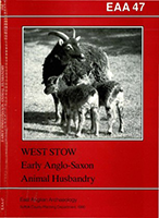 front cover showing goats